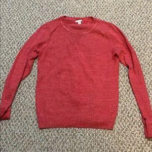 Gap coral sweater